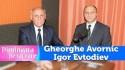 Gheorghe Avornic și Igor Evtodiev