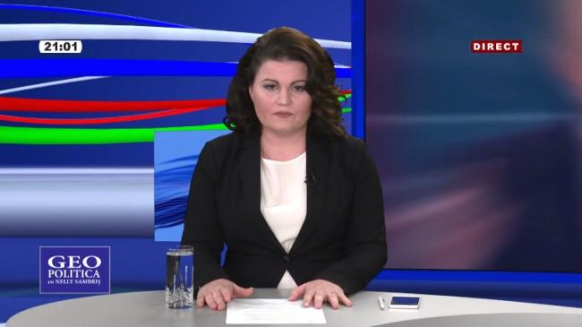 cu Neli Sambriș; Invitat: Maia Sandu (8 noiembrie 2017)