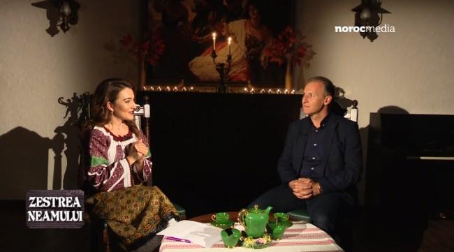 cu Tatiana Slivca; Invitat: Dinu Iancu Sălăjanu (28.10.2017)