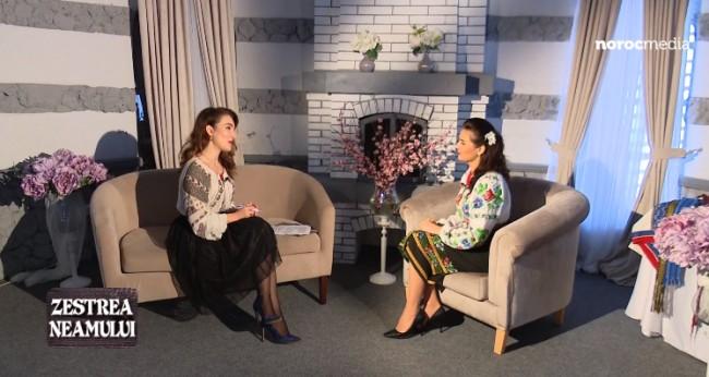 cu Tatiana Slivca; Invitată: Mihaela Tabură